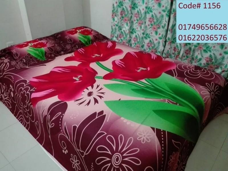 Three Piece Bed Sheet