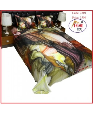 Classical Hometex 100% Cotton Bed Sheet