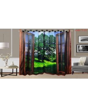 3D Printed Curtain
